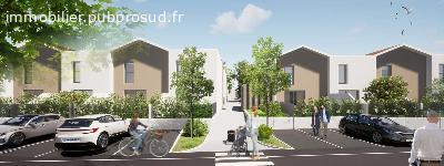 Maison F3 neuf Marguerittes